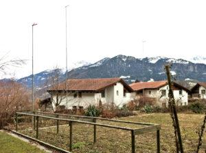 Baugespann MFH Caspärsch - Dezember 2013
