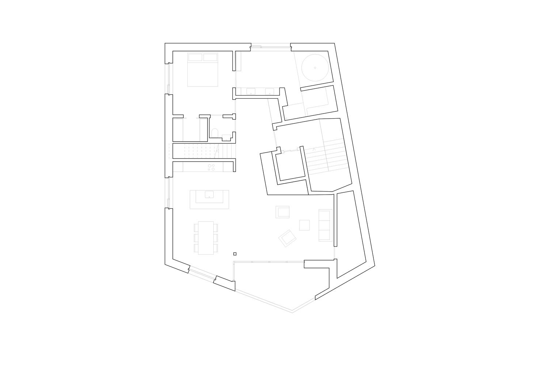 Mehrfamilienhaus im Caspärsch, Jenins