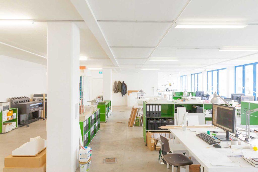 Büro Flüelastrasse 12, 8048 Zürich