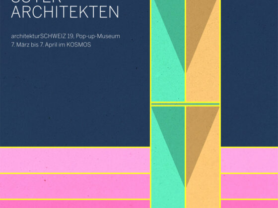 Schwabe Suter Architekten Pop Up Museum ArchitekturSchweiz 19
