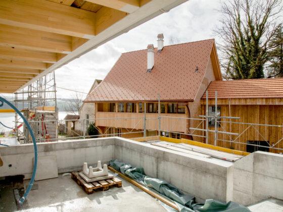 Umbauten Kirchbühl