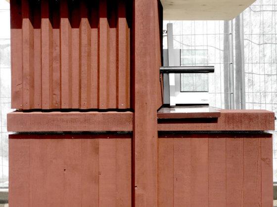 Fassadenmuster Bazenheid