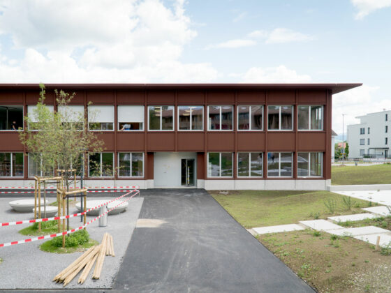 Primarschulhaus Bazenheid, St. Gallen